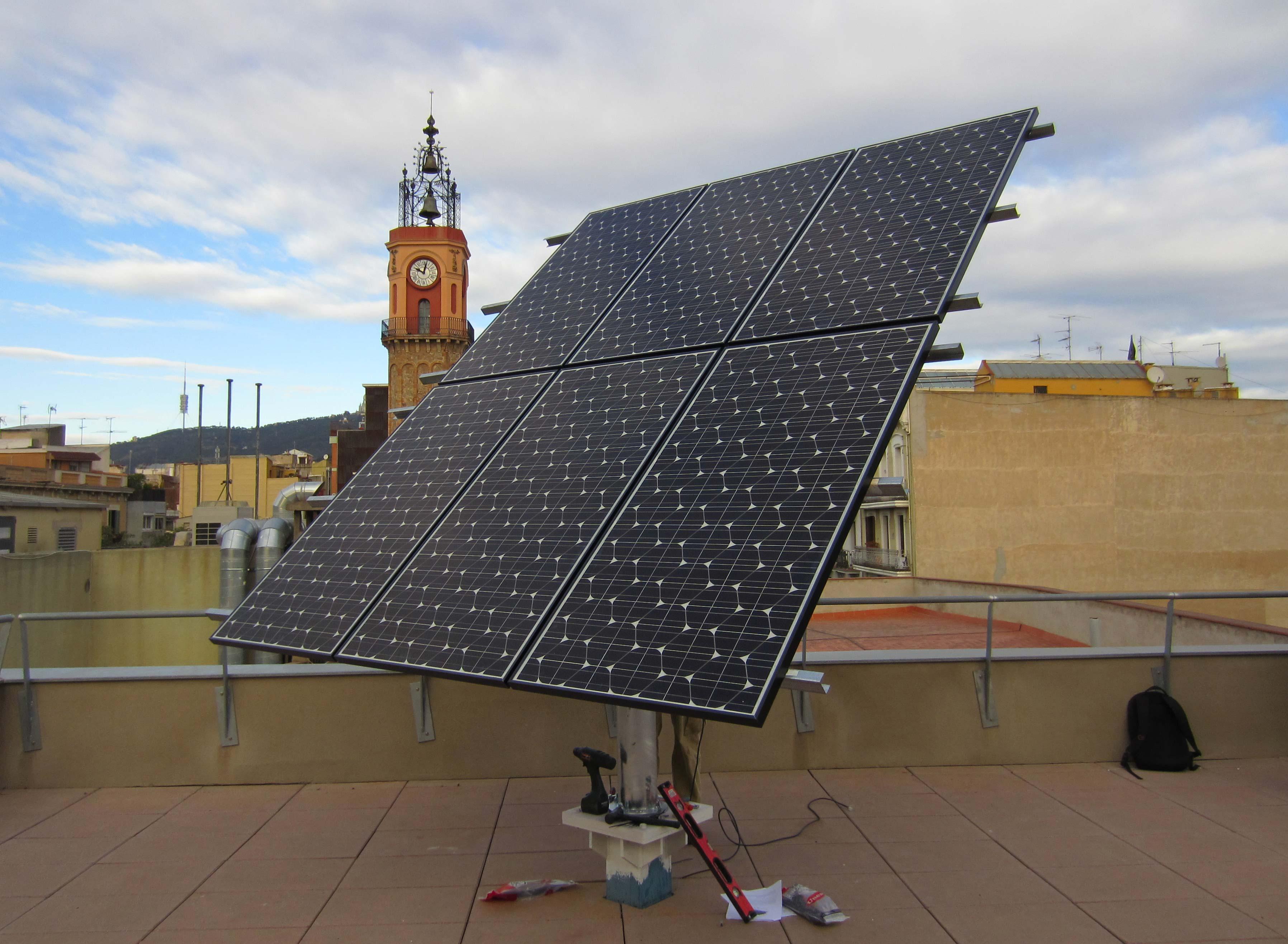 Captació solar